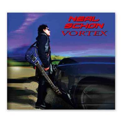 Journey Neal Schon Vortex CD