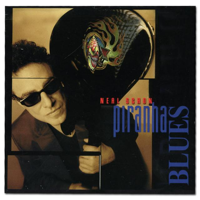 Neal Schon Piranha Blues Limited Edition - CD