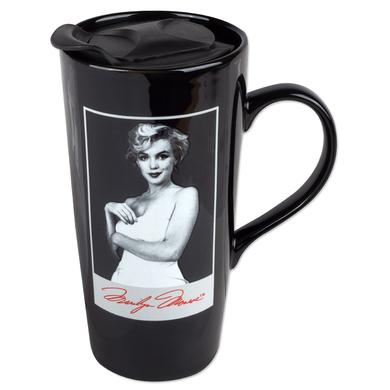 Marilyn Monroe 20 oz. Ceramic Travel Mug
