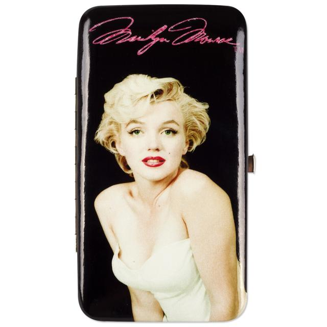 Marilyn Monroe White Dress Signature Hinge Wallet