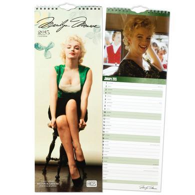 Marilyn Monroe 2015 Slimline Calendar