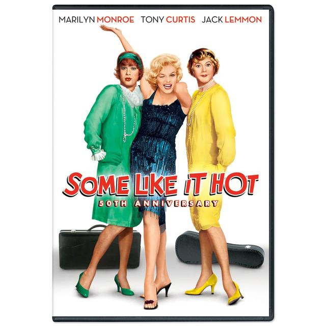 Marilyn Monroe Some Like It Hot DVD