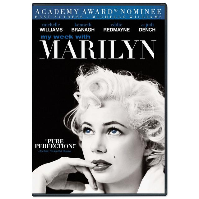 Marilyn Monroe My Week with Marilyn DVD