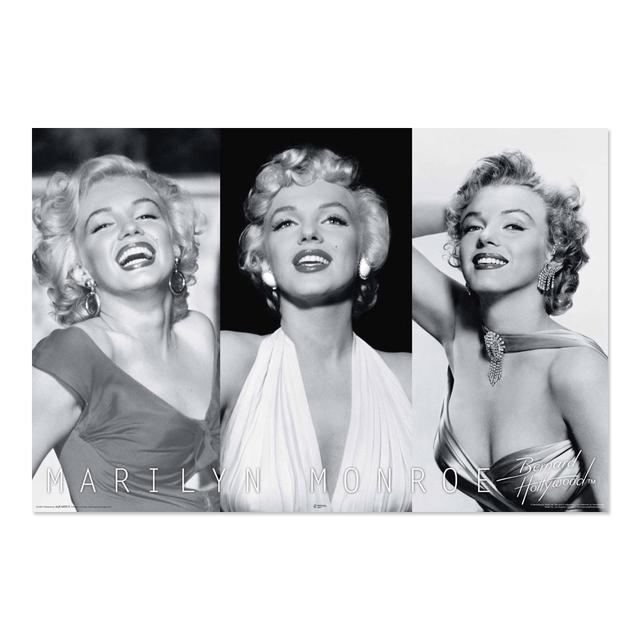 "Marilyn Monroe 24""x36"" Poster"