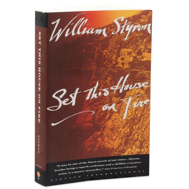 Marilyn Monroe Set this House on Fire by William Styron