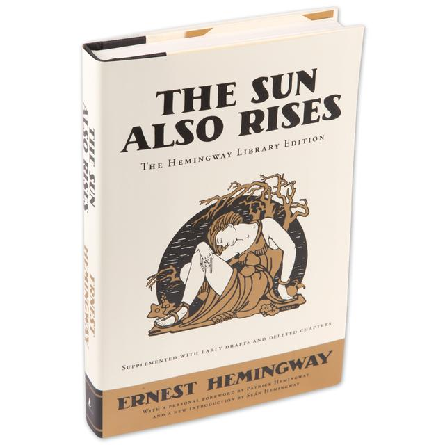 Marilyn Monroe The Sun Also Rises by Ernest Hemmingway