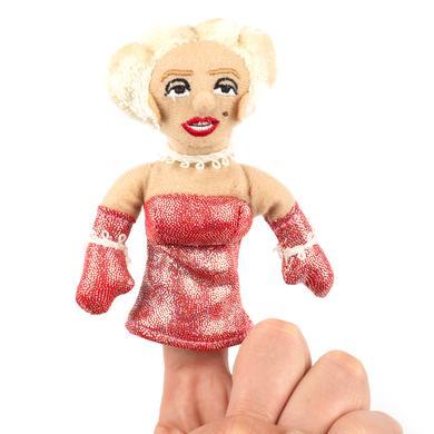 Marilyn Monroe Finger Puppet