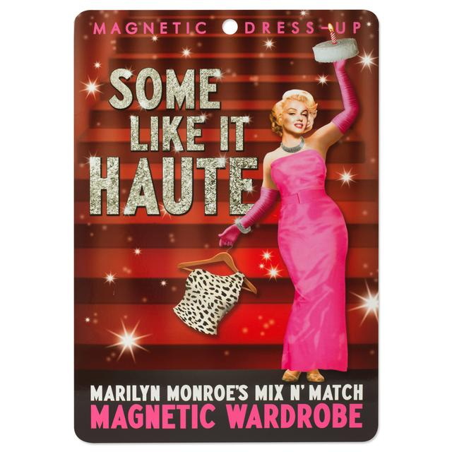 Marilyn Monroe Some Like It Haute Magnetic Dress Up Set