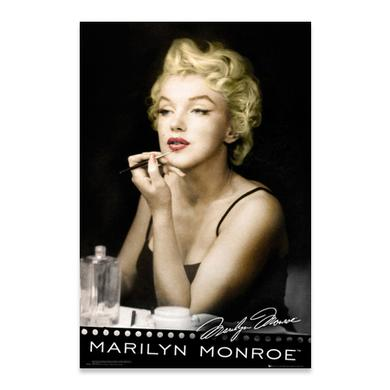 "Marilyn Monroe Lipstick 24""x36"" Poster"