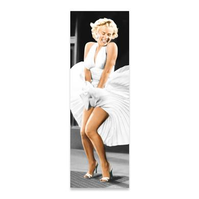"Marilyn Monroe Seven Year Itch 12""x36"" Poster"