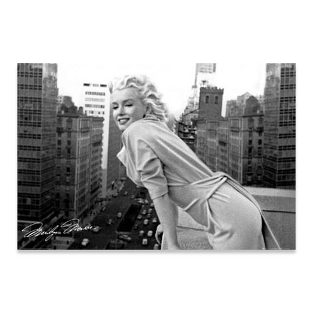 "Marilyn Monroe Balcony 36""x24"" Poster"