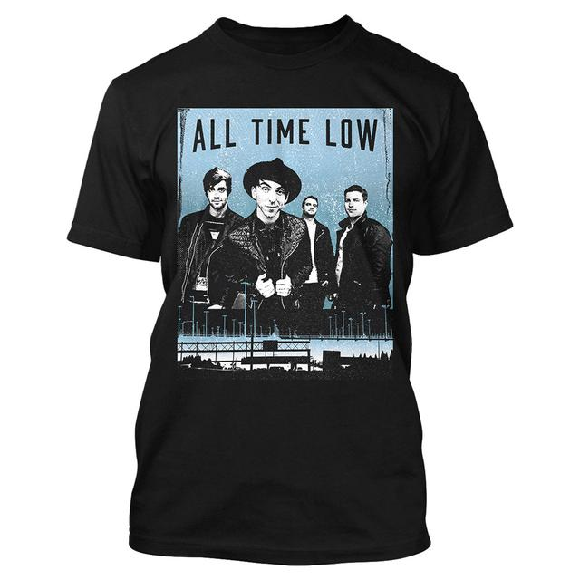 All time low hoodies
