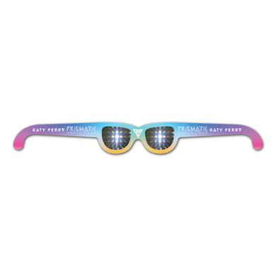 Katy Perry Prismatic Diffraction Glasses