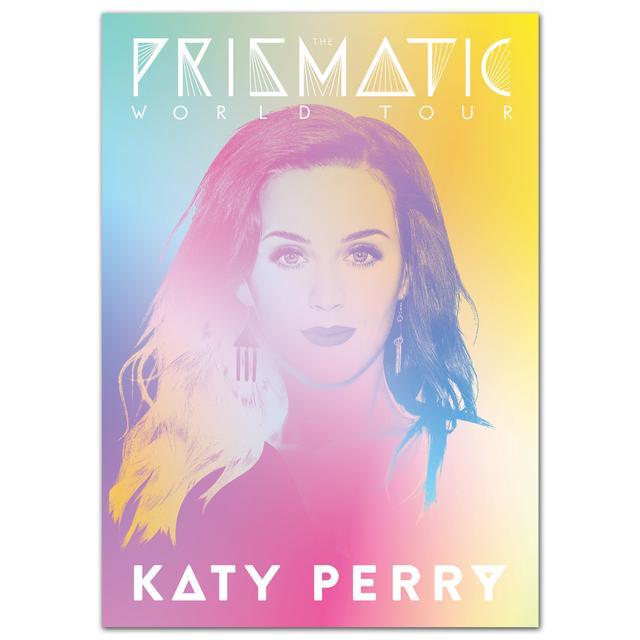 Katy Perry Prismatic Tour Program