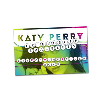 Katy Perry Roar Friendship Bracelets