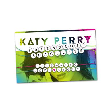 Katy Perry Friendship Bracelet Set Prismatic