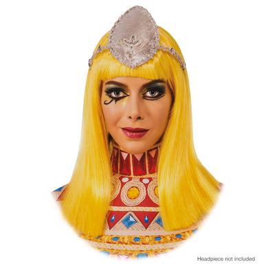 Katy Perry Dark Horse Yellow Wig