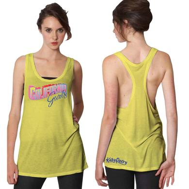 Katy Perry Gurlie Racer Back Tank