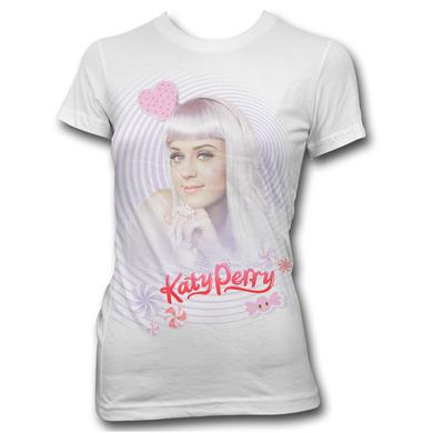 Katy Perry Candy Swirl Girlie T-Shirt