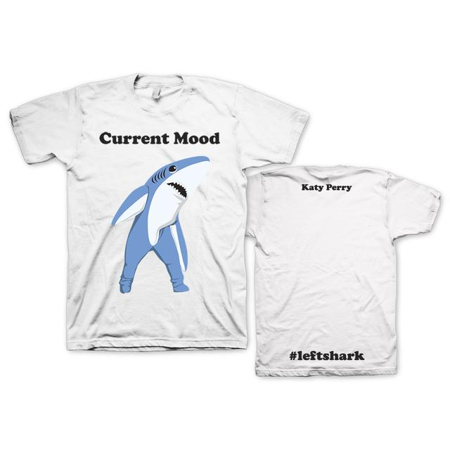 Katy Perry #LeftShark Status T-Shirt