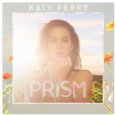 Katy Perry PRISM Standard CD or MP3