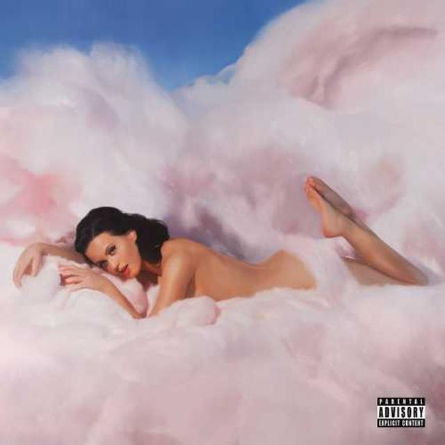 Katy Perry Teenage Dream LP, CD or MP3 (Vinyl)