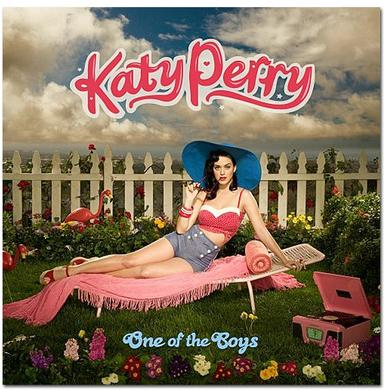 Katy Perry One of the Boys LP, CD or MP3
