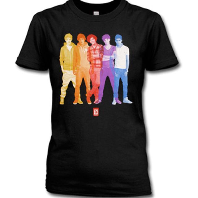 One Direction Shirt - 1D Overlay Girl's T-Shirt