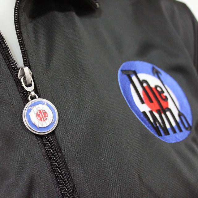 The Who Target Logo Track Jacket