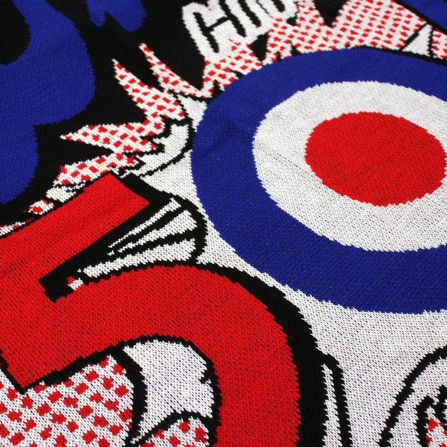The Who 50th Anniversary Blanket