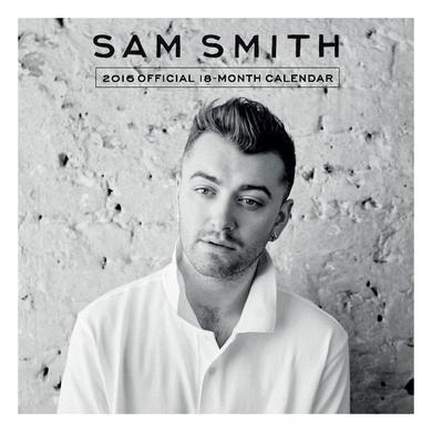 "Sam Smith 2016 12""x12"" Calendar"