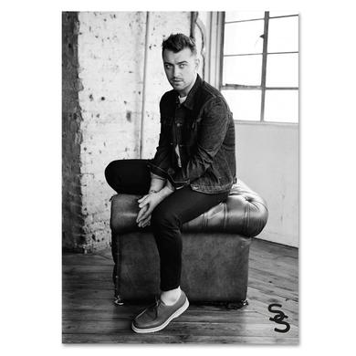 Sam Smith Seated Poster