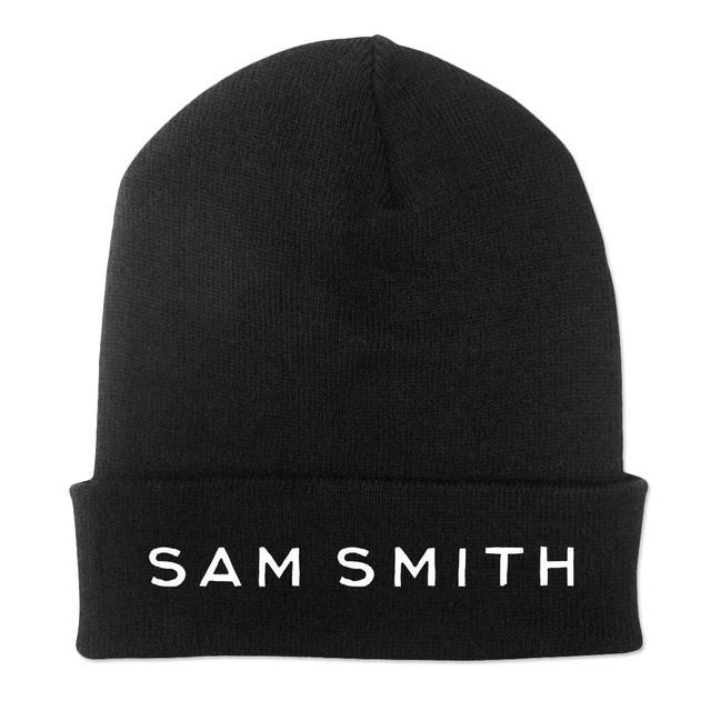 Sam Smith Hat | Logo Beanie