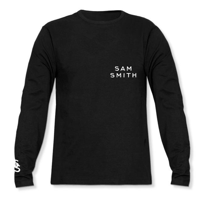 Sam Smith SS Pocket Print Longsleeve Top