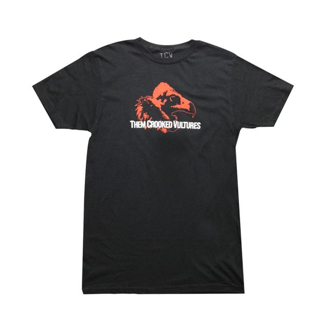 Them Crooked Vultures Flock Together Tour Tee