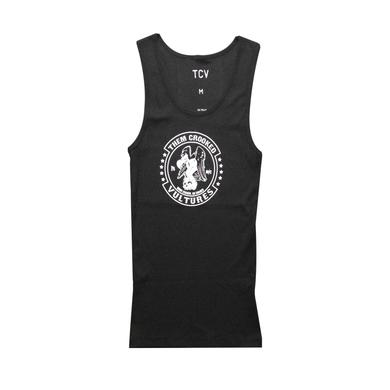Them Crooked Vultures Mind Eraser Girls Tank