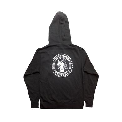 Them Crooked Vultures Made to Parade Hoodie