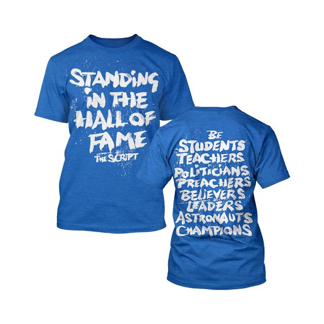 The Script Hall of Fame Tee