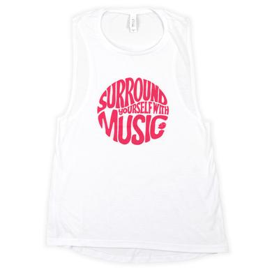 Mysteryland USA Surround Yourself with Music Tank
