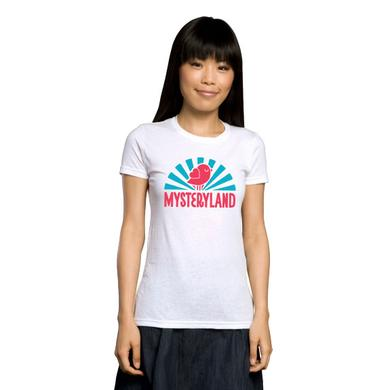 Mysteryland USA Mysteryland Women's Event Tee