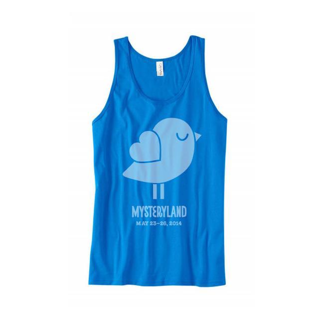 Mysteryland USA Mysteryland Big Birds Tank