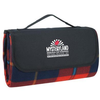 Mysteryland USA Mysteryland Event Picnic Blanket