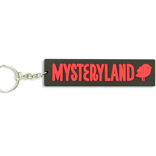 Mysteryland USA I Bird Mysteryland Keychain
