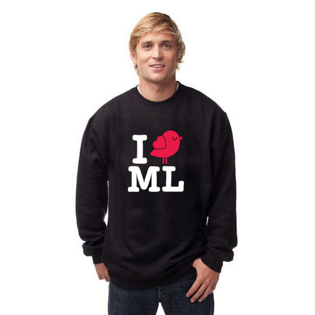 Mysteryland USA I Bird Mysteryland Crew Neck Sweatshirt
