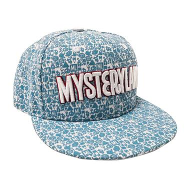 Mysteryland USA Today Is a Gift Mysteryland Snapback Hat