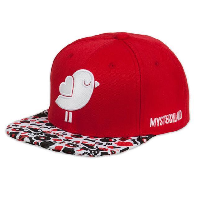 Mysteryland USA Mysteryland Hat (Red)