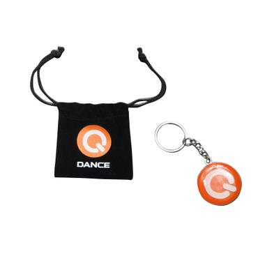 Mysteryland USA Q-dance Key Chain