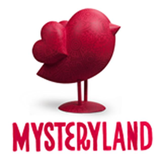 Mysteryland USA Lulu DK x Mysteryland Temporary Flash Tattoo