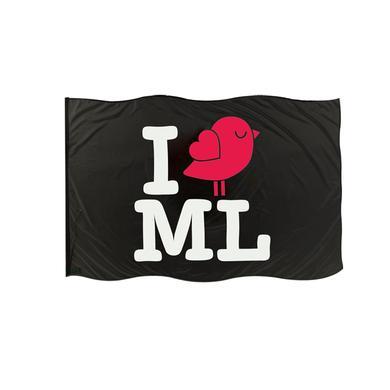 Mysteryland USA I Bird ML Black Flag