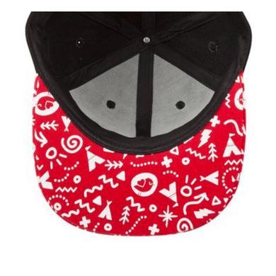Mysteryland USA Red & White Birdie Hat